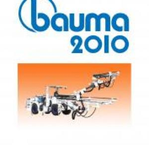 Media Dialogue in Munich - step to Bauma 2010