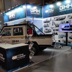 Mining World Russia exhibition