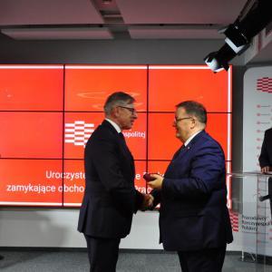 Jerzy Nadolny awarded the Gold Cross of Merit